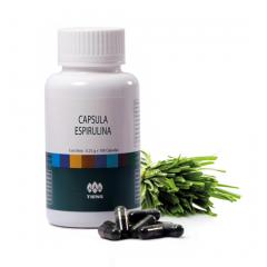 ESPIRULINA EN CAPSULAS TIENS